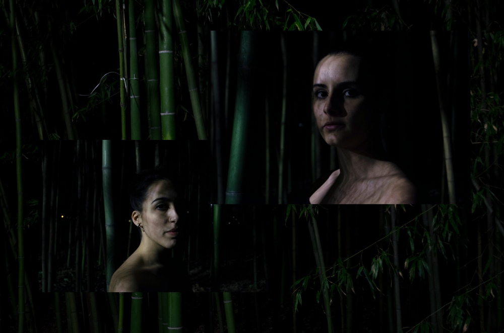 Masca Bamboo