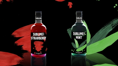SUBLIME syrup